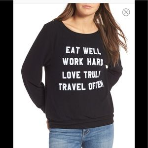 WILDFOX Mantra sweatshirt